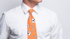 Allis Chalmers Necktie, adult or youth