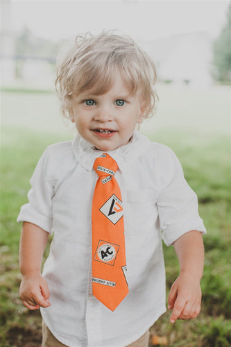 Allis Chalmers Logo Tie, Toddler Size