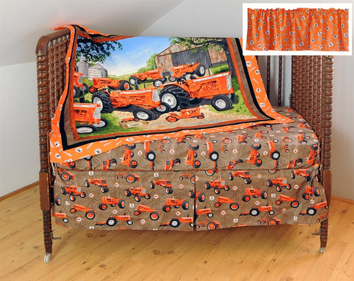 Allis Chalmers Nursery Set
