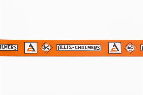 Allis-Chalmers Logo Ribbon, sold by the yard