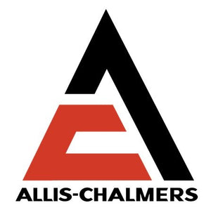 Allis Chalmers Logo Square Decal