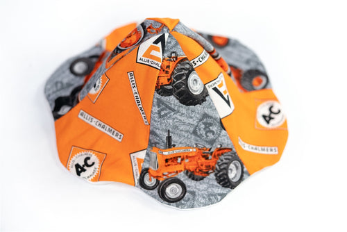 Allis Chalmers Sun Hat, 0-6 Month