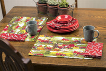 Load image into Gallery viewer, IH Farmall Logo Cloth Napkins