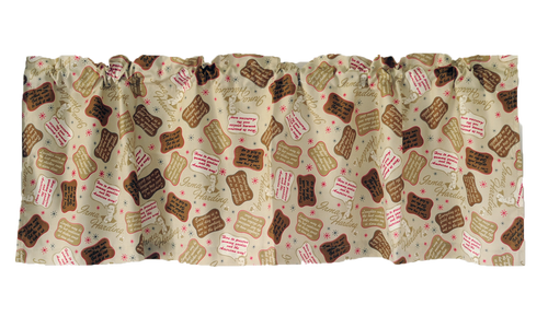 Irma Harding IH Valance, Cream Quotes