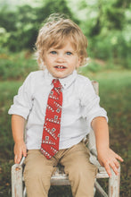 Load image into Gallery viewer, Farmall IH Logo Tie, Toddler Size
