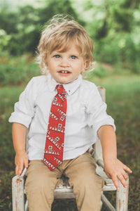 Farmall IH Logo Tie, Toddler Size