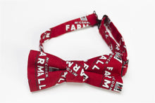Load image into Gallery viewer, Farmall IH Logo Bow Tie, adult or youth size
