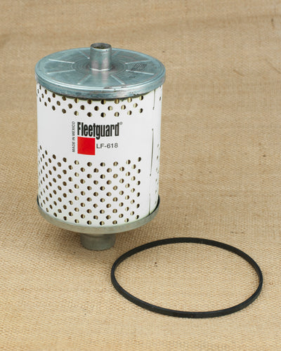 Farmall Oil Filter, Short