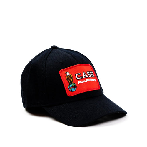 Case Eagle Logo Hat, Flex Fit
