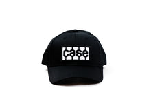 Load image into Gallery viewer, Case Tire Tread Logo Hat, Solid Black