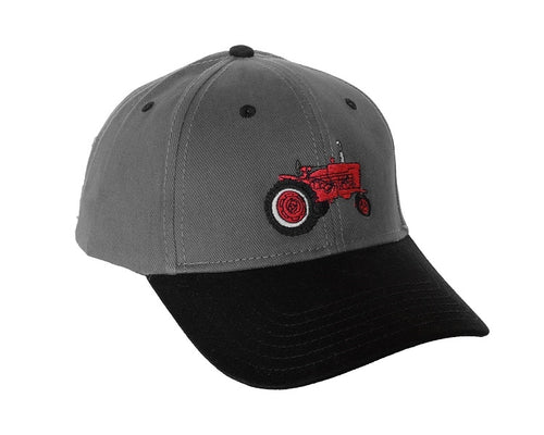 Farmall Charcoal and Black Hat