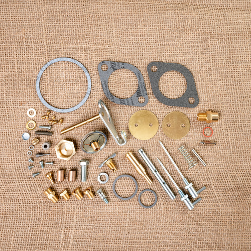 Comprehensive Carburetor Kit for DLTX33 or DLTX53 (John Deere A)