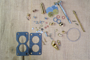 Comprehensive John Deere Carburetor Kit: DLTX81