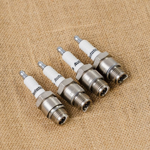 Set of four Spark Plugs, Farmall Cub