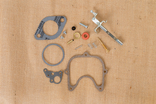 Basic Holley Carburetor Kit: Ford 2000, 3000 or 4000