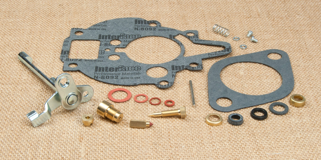 Basic Carburetor Kit: JD 3010, 3020, 4000, 4010, 4020