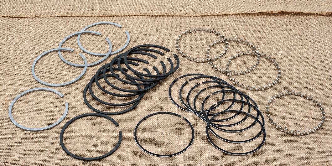 Piston Ring Set, Various Sizes
