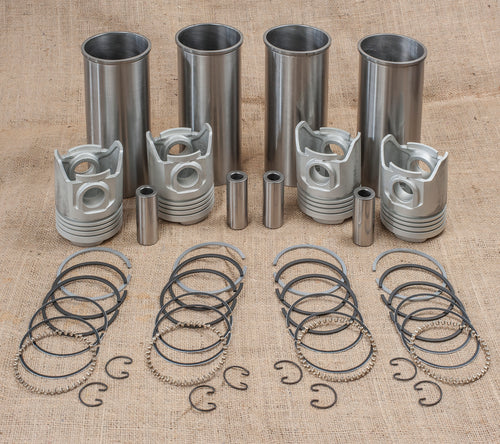 Sleeve and Piston Kit for Farmall C152 Engine