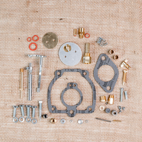 Comprehensive Carburetor Kit for Super M and Super MTA