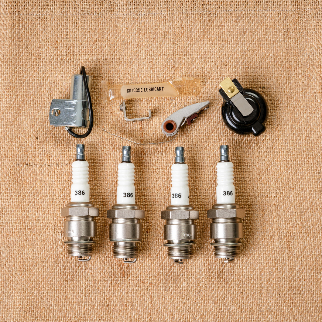 Tune-Up Kit with Spark Plugs for Internationals