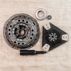 "Ford Clutch Kit: 11"", Independent PTO Plate"