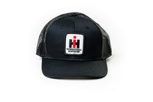 Load image into Gallery viewer, International Harvester Hat, black mesh