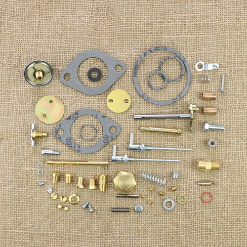 John Deere B Comprehensive Carburetor Kit: DLTX67 or DLTX73