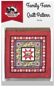 Family Farm Quilt Pattern
