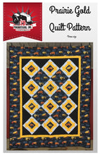 Load image into Gallery viewer, Prairie Gold Quilt Pattern