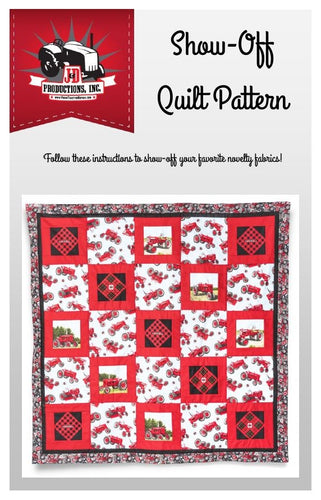Show-Off Quilt Pattern