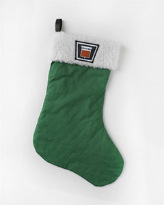 Oliver Christmas Stocking, Keystone Logo