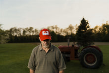 Load image into Gallery viewer, Massey Ferguson Hat, solid red