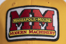 Load image into Gallery viewer, Minneapolis Moline Hat, Gold