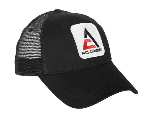New Allis Chalmers Logo Hat with Mesh Back