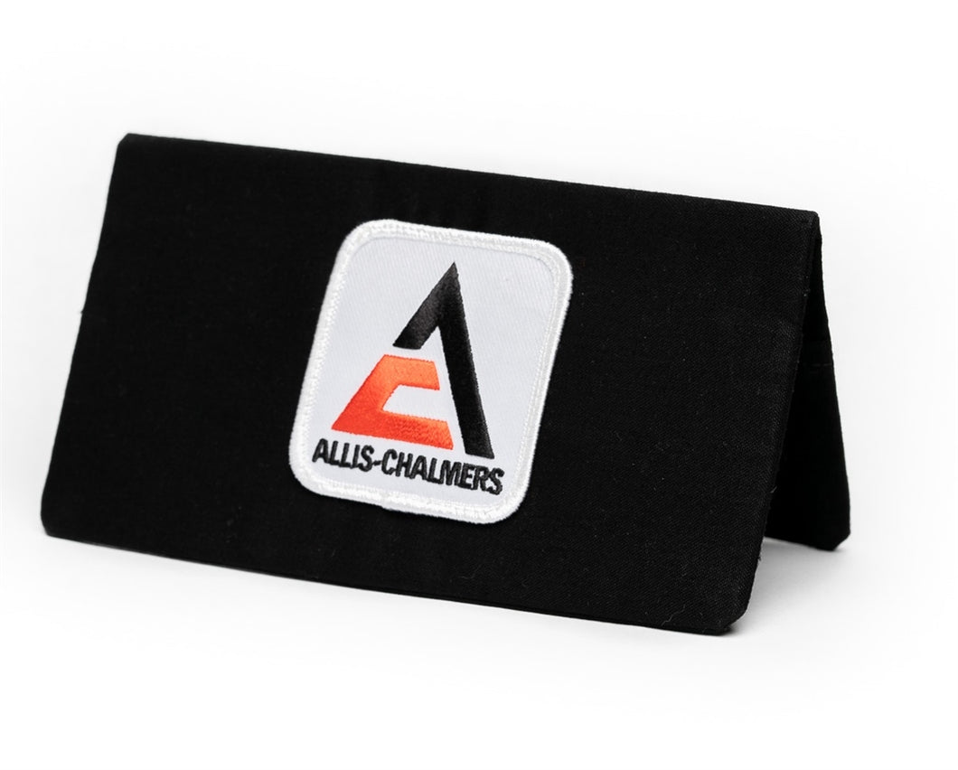 New Allis Chalmers Logo Checkbook Cover