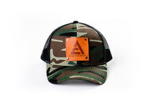 Load image into Gallery viewer, Allis Chalmers Hat, Generic Camo Mesh