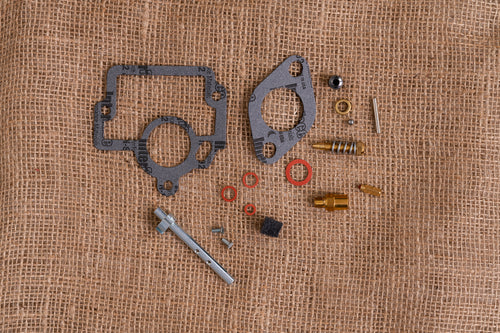 Basic Carburetor Kit: Farmall H, W-4, O-4 or I-4