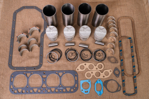 Farmall In-Farme Overhaul Kit, (C248 Engine) M, W-6, O-6, etc.