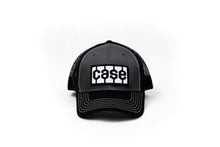 Load image into Gallery viewer, Case Tread Logo Hat, Gray/Black Mesh