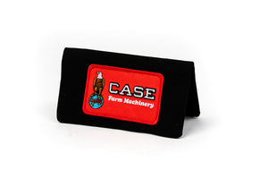 Case Eagle Logo Checkbook Cover