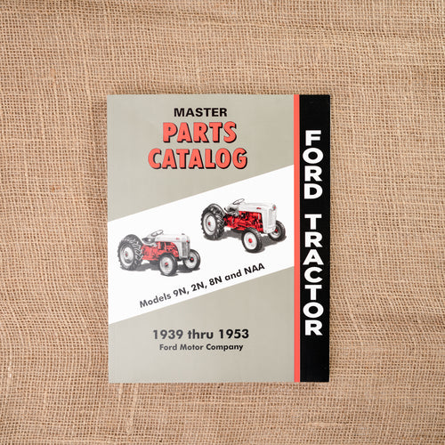 Ford Parts Catalog: 9N, 2N, 8N and NAA