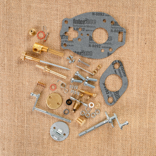 Comprehensive Carburetor Kit for Marvel Schebler, Ford 600, 700, NAA, Jubilee