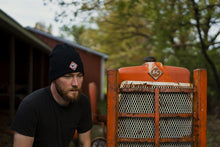 Load image into Gallery viewer, Vintage Allis Chalmers Logo Knit Hat