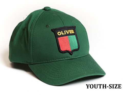 Youth Size Vintage Oliver Logo Hat