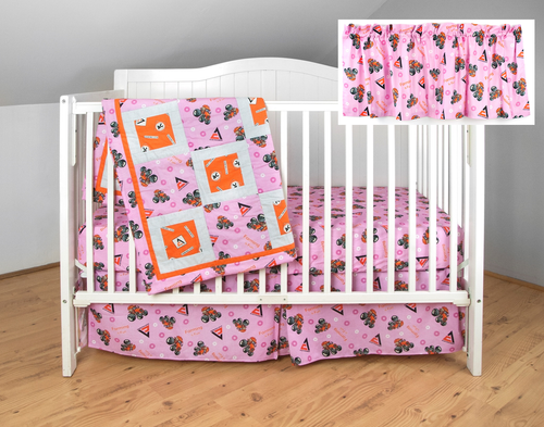 Allis Chalmers Nursery Set, Pink