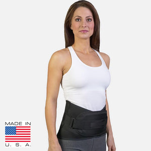 Back-n-Black Support w/Pocket