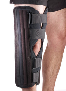Tri-Panel Universal Knee Immobilizer