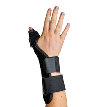 Load image into Gallery viewer, Bilateral Suede Thumb Splint