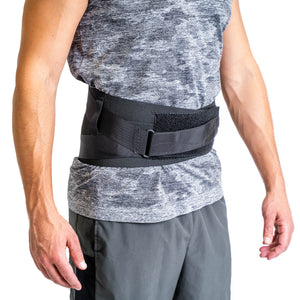 Low Profile Back-n-Black Back Brace