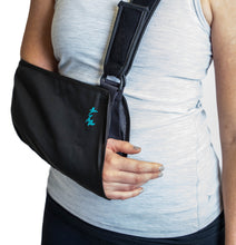 Load image into Gallery viewer, Padded Arm Slings Blk
